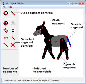 Crear Stick Figure en Pivot Animator