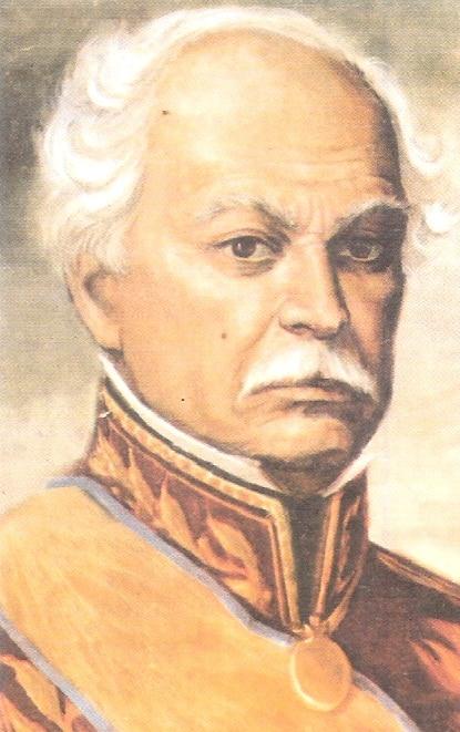 Jose Antonio Paez (1790-1873)