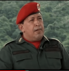 Hugo Chavez Frias Presidente de Venezuela (1999-2000, 2000-2006, y 2006-2013)