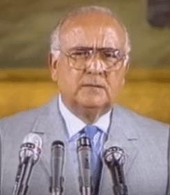 Jaime Lusinchi Presidente de Venezuela (1984-1989)