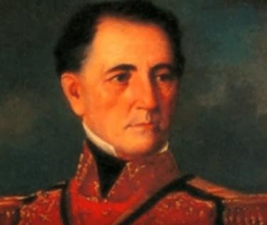 Jose Tadeo Monagas Presidente de Venezuela (1847-1851 y 1868-1870)
