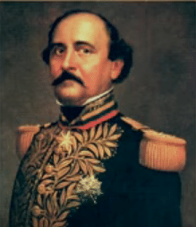 Juan Crisostomo Falcon Presidente de Venezuela (1864-1868)