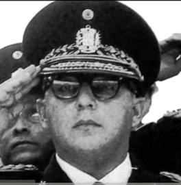 Marcos Perez Jimenez Presidente de Venezuela (1952-1958)