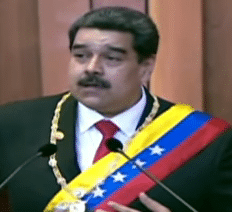Nicolas Maduro Moros Presidente de Venezuela (2013-2019)