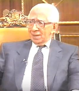 Ramon J Velasquez Presidente de Venezuela (1993-1994)
