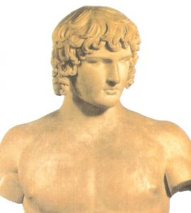 Escultura de Antinoo