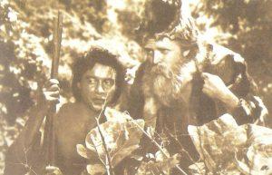 Pelicula de Robinson Crusoe