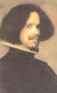 Retrato de Diego de silva Velázquez