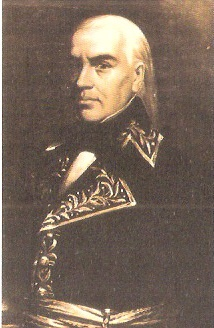 Retrato de Francisco de Miranda