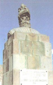 Monumento a Francisco de Orellana