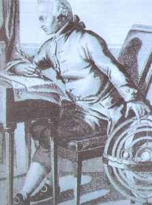 Kant Meditando