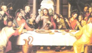 La Ultima Cena de Jesucristo, de Juan de Juanes