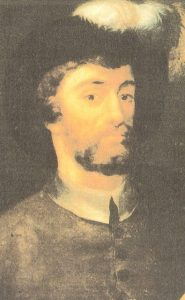 Retrato de Juan Sebastián Elcano