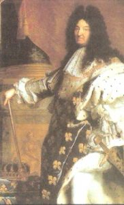 Retrato de Luis XIV