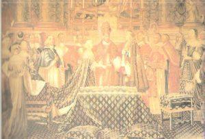 Matrimonió de Luis XIV y María Teresa de Austria