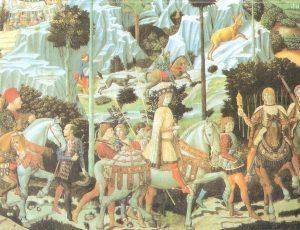 Maquiavelo y Lorenzo Médicis