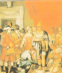 Encarcelamiento de Moctezuma II