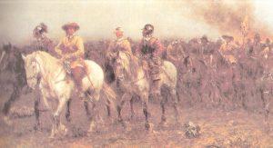 Cromwell en la Guerra Civil Inglesa