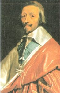 Biografia del Cardenal Richelieu