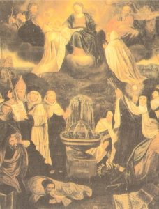 El triunfo de la Orden del Carmelo