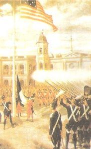 Ceremonia de Transferencia de Luisiana