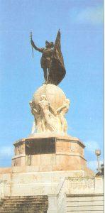 Monumento en honor a Vasco Núñez de Balboa