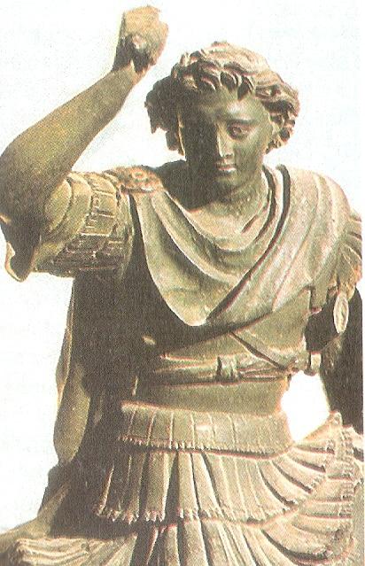 Estatua de Alejandro Magno