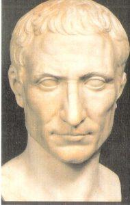 Escultura de Julio César
