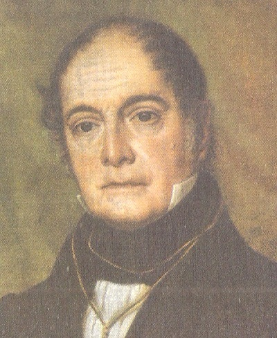 Retrato de Andres Bello