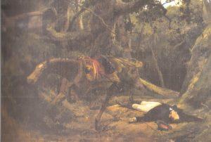 Muerte de Sucre en Berruecos