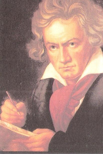 Retratos de Ludwig van Beethoven