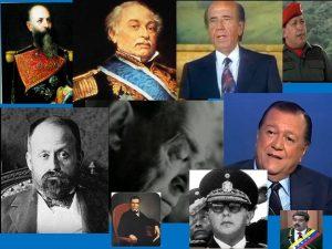 Todos los Presidentes de Venezuela